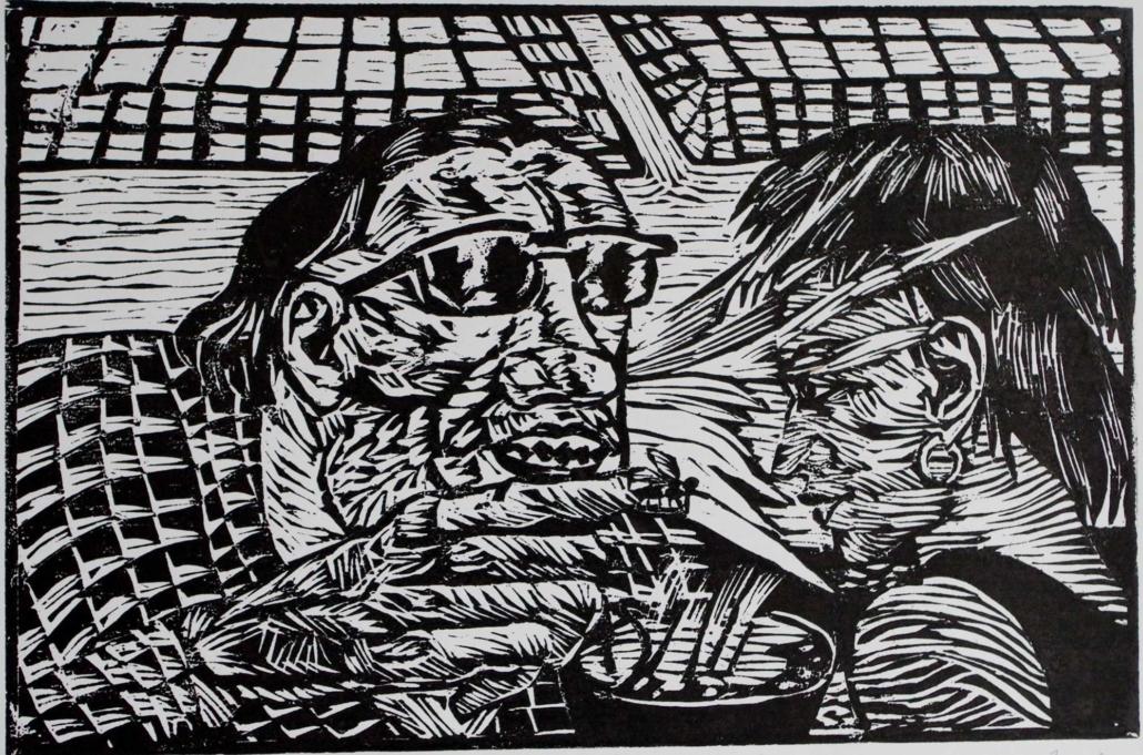 1997 - Sonnenbrille - 18,5 x 27,5