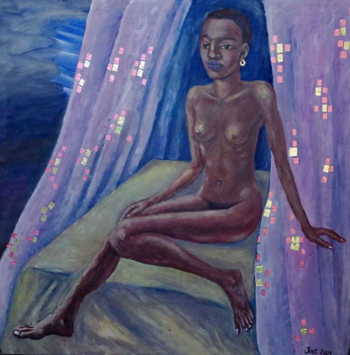 Die Braut - 2001 - 120 x 120