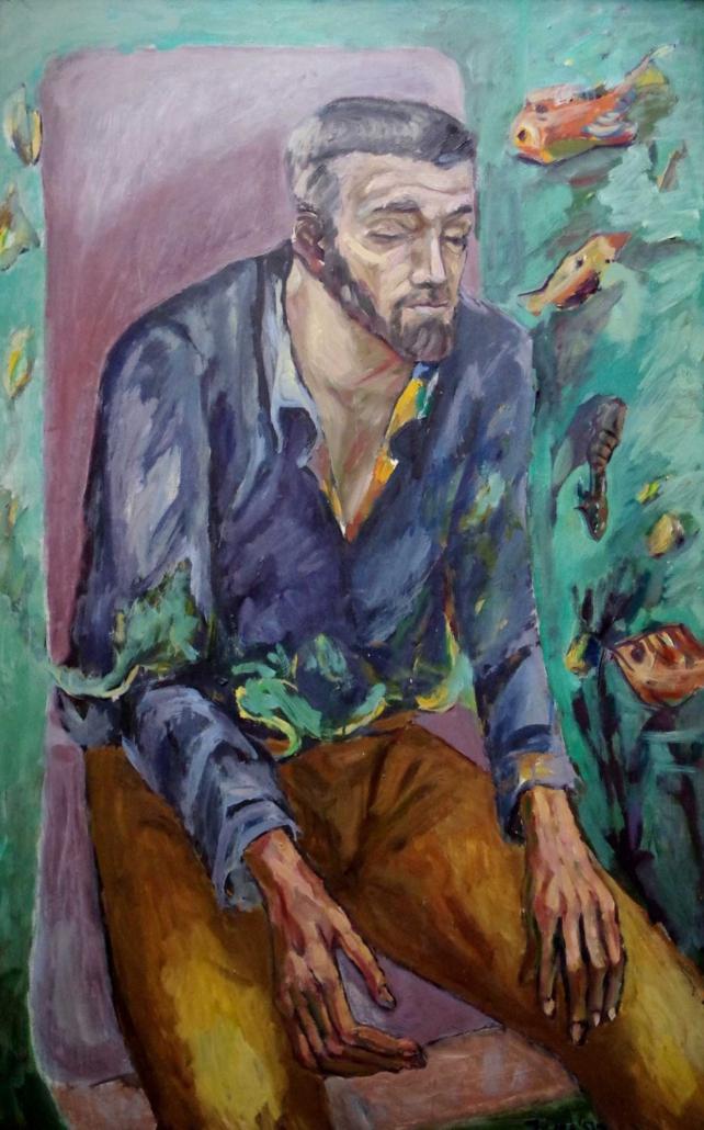 Eberhard umwuchert - 1992 - 135 x 85