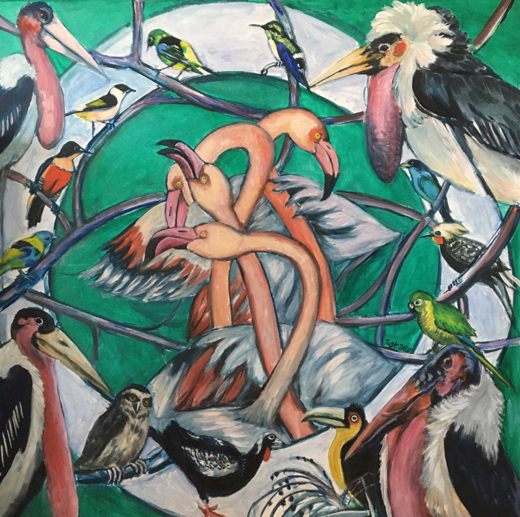 Die Welt der Vögel - 2020