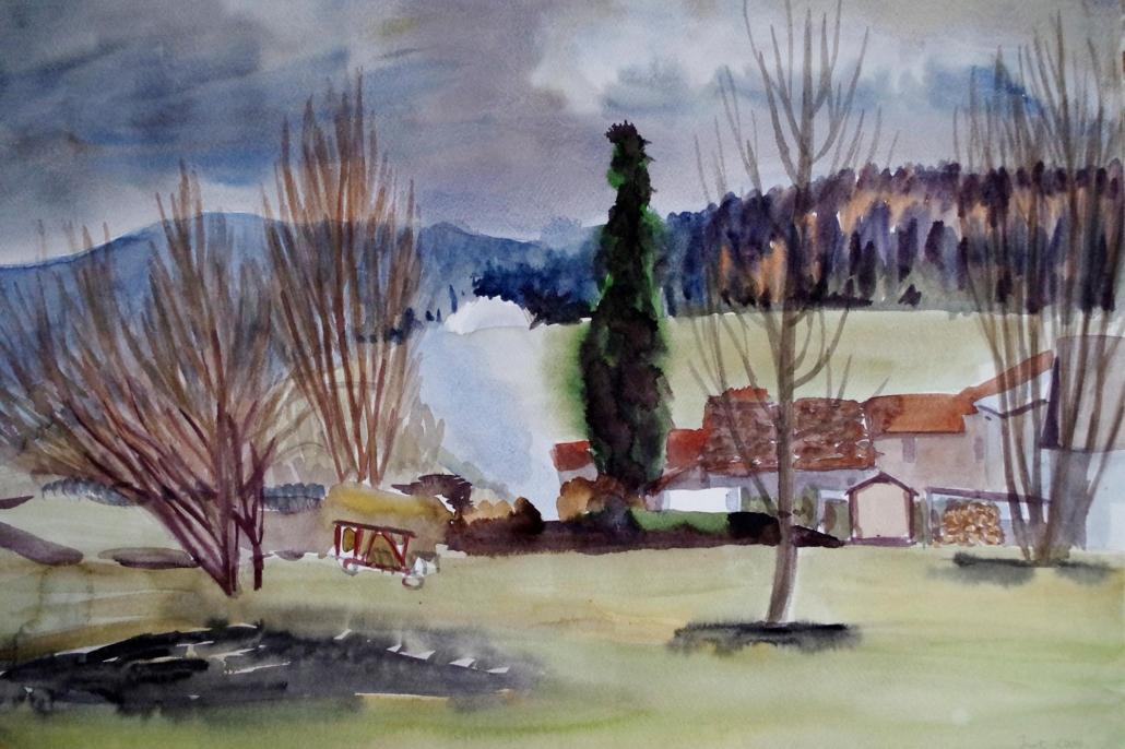 Gethles - 2004 - 48,5 x 68,5