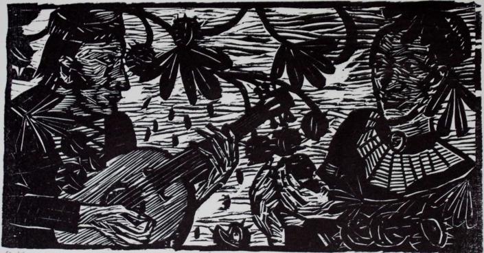 Goethe - An vollen - 2001 - 11,5 x 22