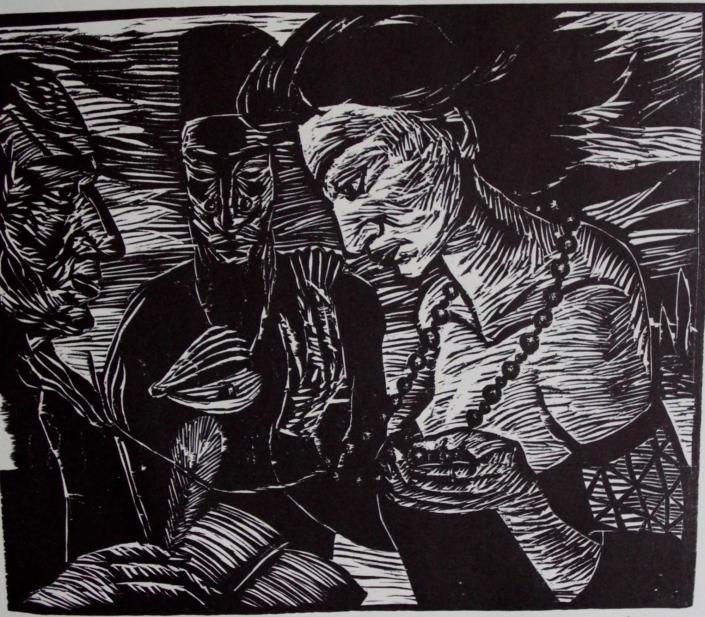 Goethe - Die schön geschriebenen - 2001 - 21,5 x 24,5