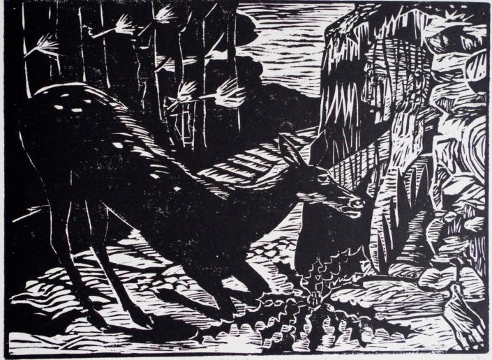 Grimm - 1995 - Brüderchen und Schwesterchen - 20,5 x 28
