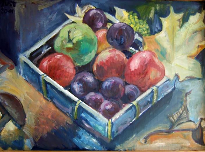 Hebstfrüchte