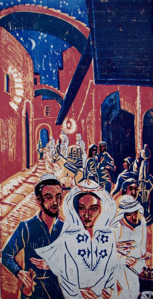 Judas und Nisa