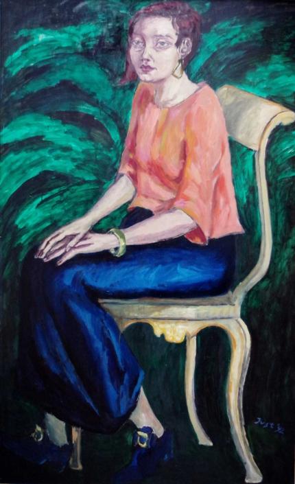 Maria - 1992 - 135 x 84