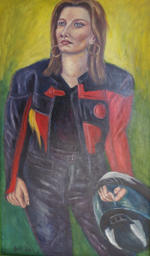 Nancy - 2006 - 120 x 70