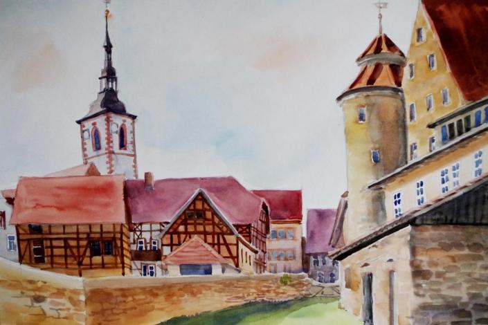 Römhild - 2013 - 68 x 48