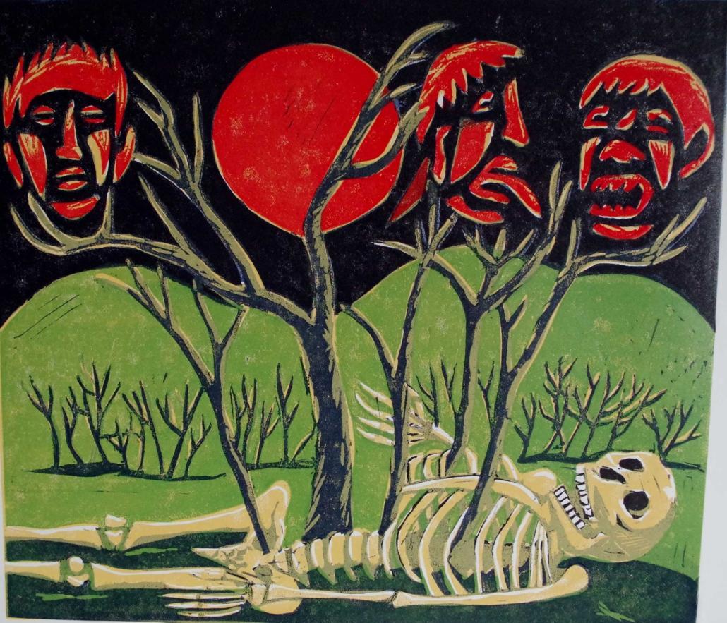 Villon - Ballade von den drei Landstreichern - 2001
