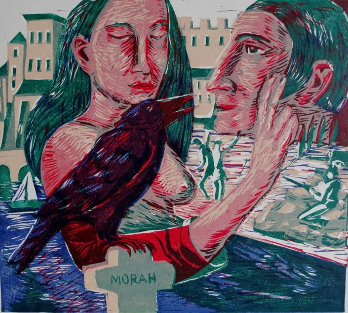 Villon - Ballade von der schönen Stadt Morah - 2001