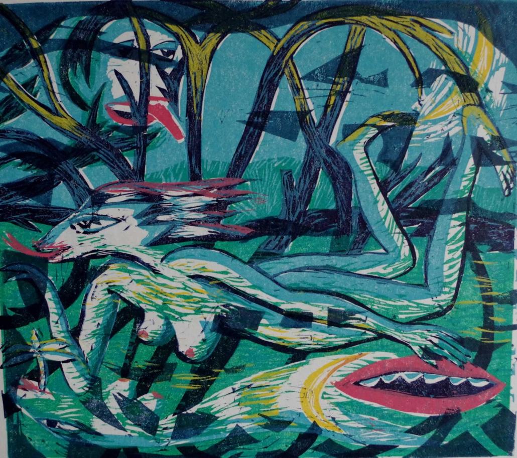 Villon - Ballade von der treulosen Cylea - 2001