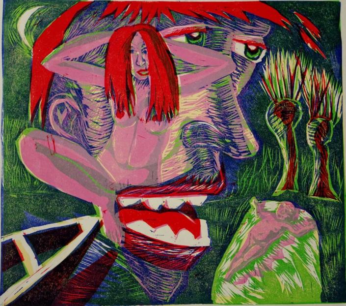 Villon - Eine Ballade für Jeanne C. de Quèe - 2001
