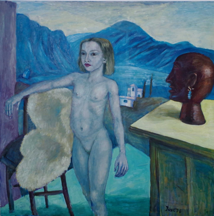 Wächter der Tugend - 1996 - 140 x 140