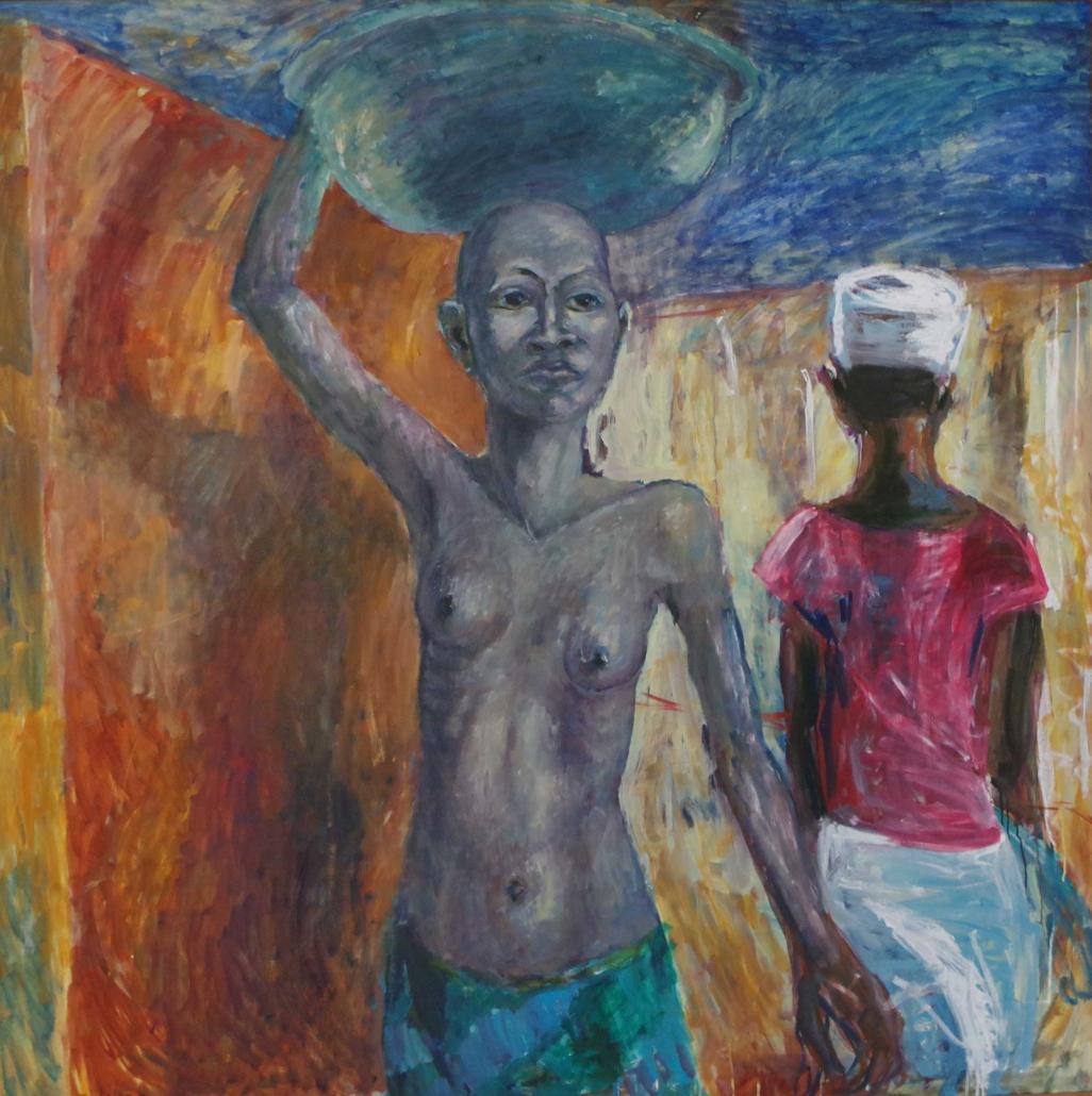 Wasserträgerin - 1997
