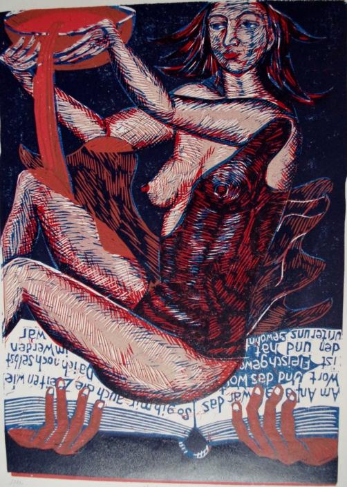 Wort und Fleisch - 2012 - 40 x 30